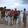 Beach -5<br /> One umbrela ... eight of us...