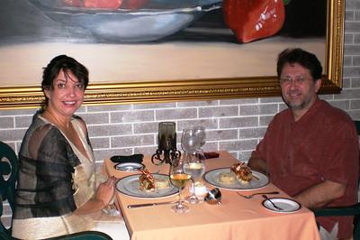 At Bordeaux restaurant - 1