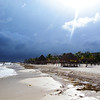 Beach -4<br /> Rain is coming...