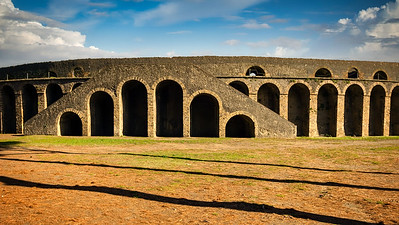 Amphitheater at Pompeii