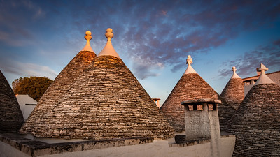 Trulli Beautiful Sunrise 2