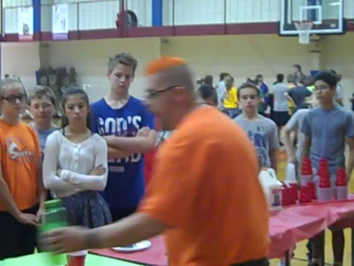 STEM Day for Bryan Middle School 7th graders