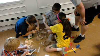 Engineering: Tower Building Challenge