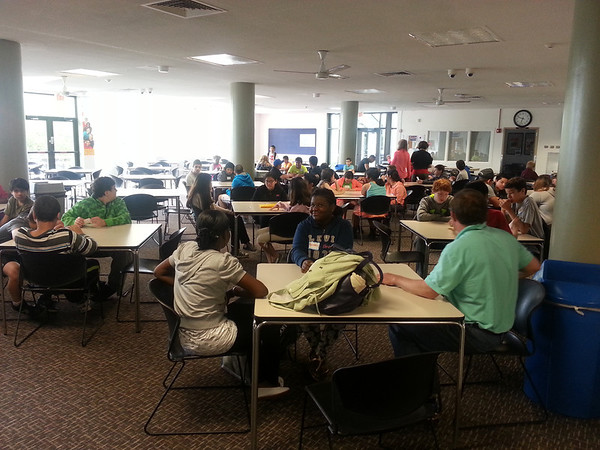 Framingham Middle Schools Visit MassBay