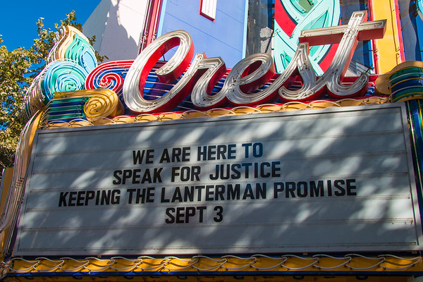 Speaking for Justice Rally, Sept. 3, 2015