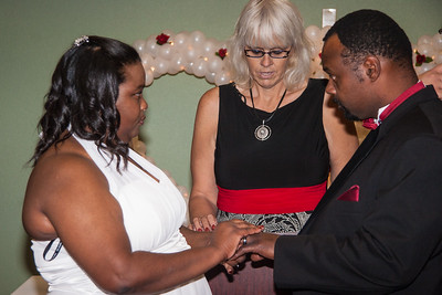 Monique & Jerome Wedding