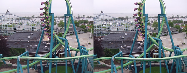 Cedar Point May 27 2011