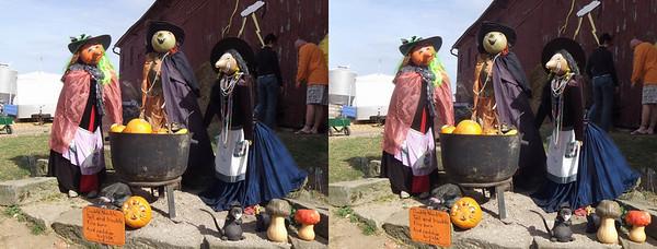 Halloween at Dussel Farm