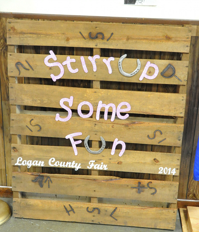 "The 2014 ""Stirrup Some Fun"" Logan County Fair officially got underway Thursday, July 31, 2014, with the Superintendents Barbecue at the Gary DeSoto Building."