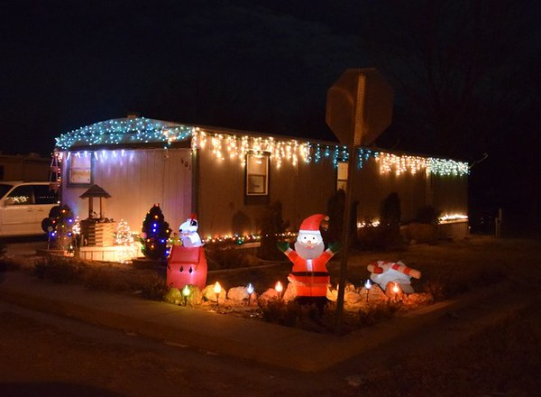 601 N. Custer Ave., Fleming. Twinkle Tour 2016