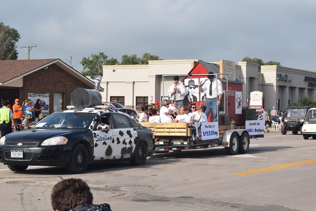 . 2017 Logan County Fair Parade, Aug. 12, 2017, Sterling, Colo. (Photos by Sara Waite/Journal-Advocate)