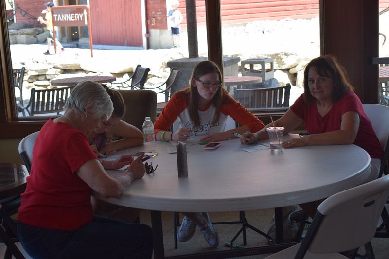 Bingo in the High Plains Education Center