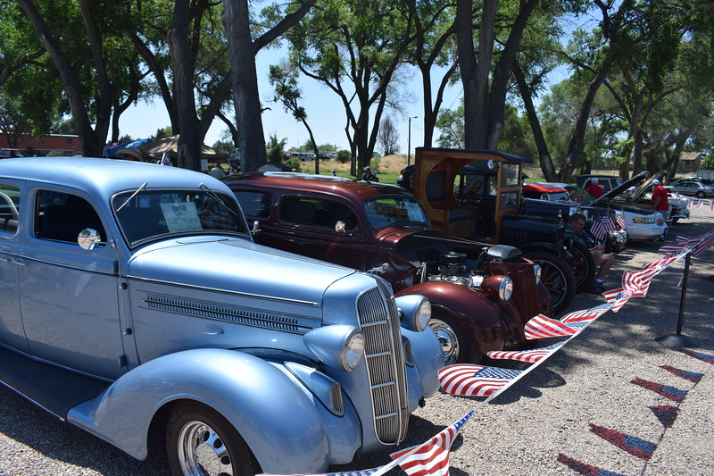 Classic and antique cars on display for the 2017 Heritage Festival