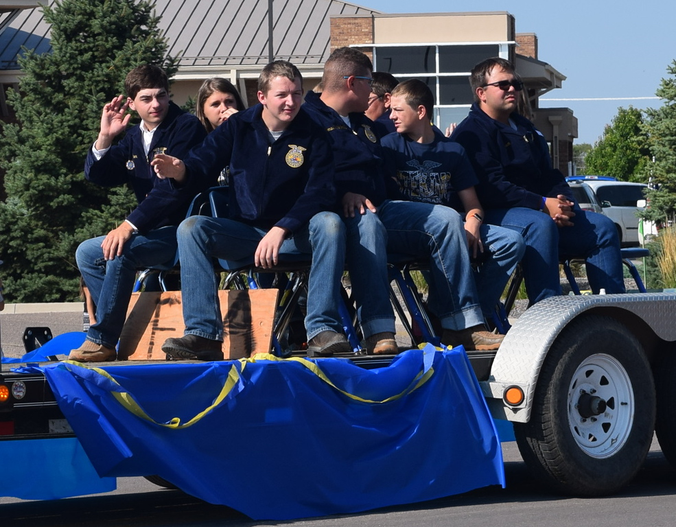 . Logan County Fair Parade Saturday, Aug. 11, 2018.