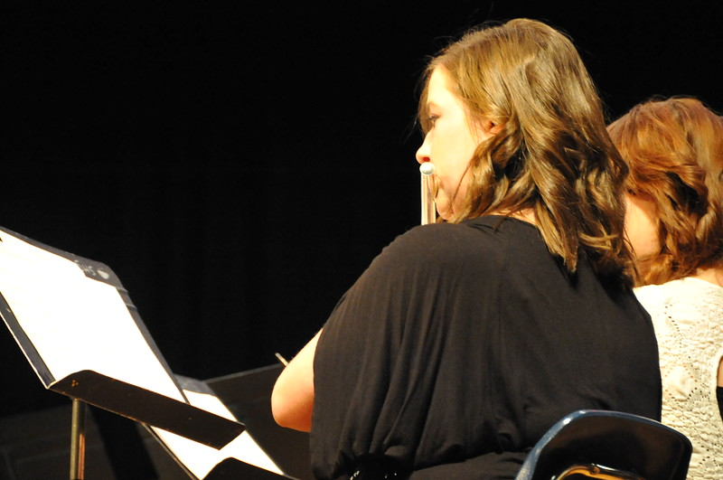 Sterling High School Jazz Band and Concert Band Winter Concert, Thursday, Dec. 18, 2014