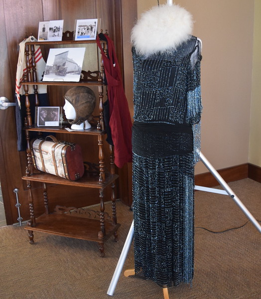 A variety of museum artifacts from the 1920s were on display at Overland Trail Museum's History After Dark – Date Night at the Museum program Friday, June 23, 2017.