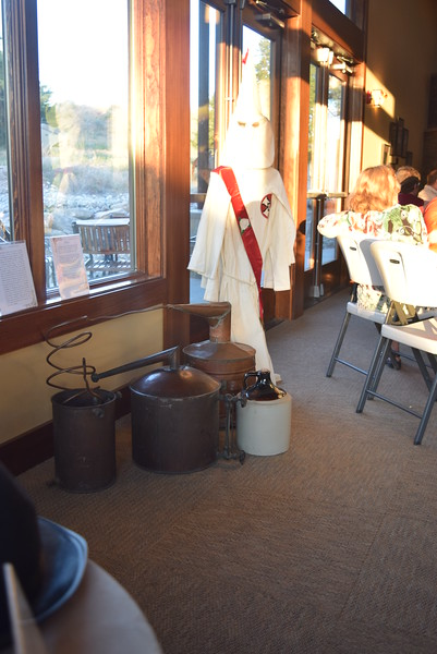 A variety of items from the 1920s were on display at Overland Trail Museum's History After Dark – Date Night at the Museum program Friday, June 23, 2017.
