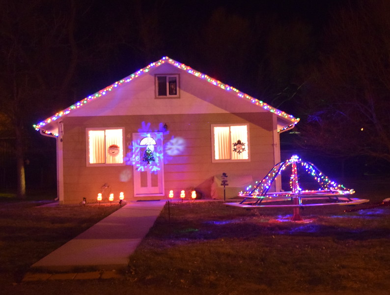 404 N. Custer Ave., Fleming. Twinkle Tour 2017