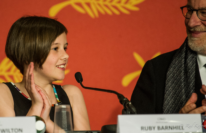 'FAR' ER STOLT AF SIT FUND: RUBY BARNHILL
