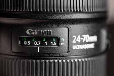 Canon 24-70 f/2.8L II