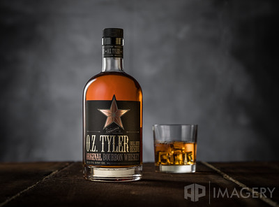 Product Photo - OZ Tyler Bourbon