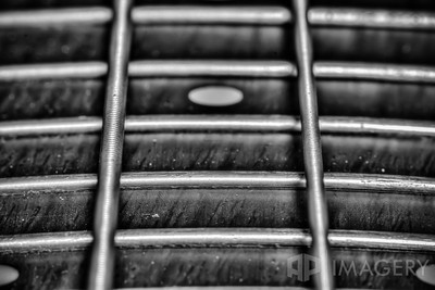 Macro - Bass Strings