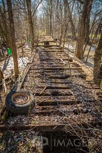 Abandoned - Rail Line