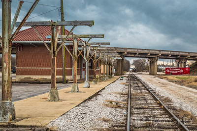 Old Russellville Train Station