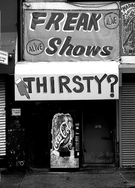 Brooklyn, New York, 2001