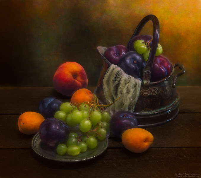 Fruit Still Life II