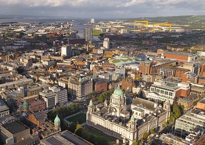 Belfast City Centre September 2017