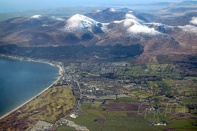 Newcastle & the Mourne mountains