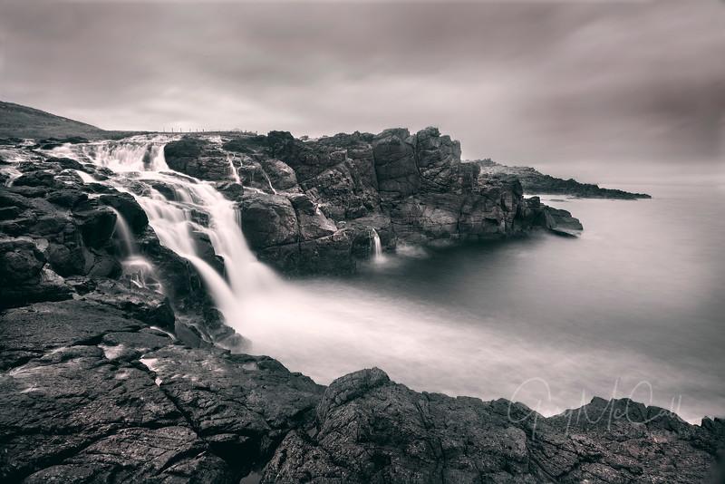 Dunseverick Waterfall
