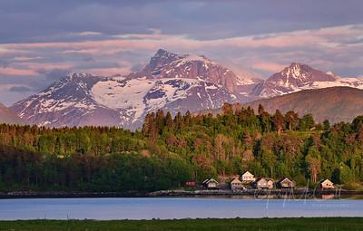 Western Fjords Molde, Norway