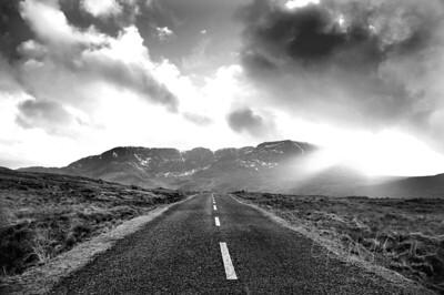 """Road"" Connemara"