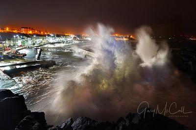 Portstewart - Storm Fionn