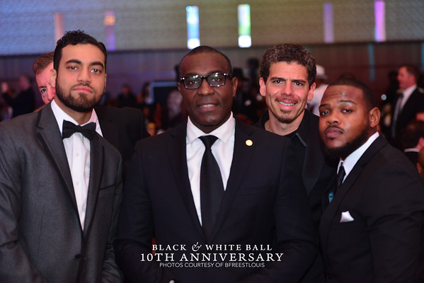 (04.10.2016) NELLY'S ANNUAL BLACK & WHITE BALL @ THE FOUR SEASONS