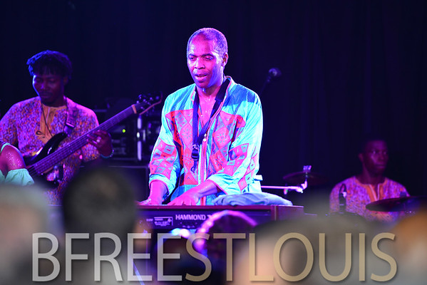 (07.09.2016) FEMI KUTI & THE POSITIVE FORCE @ THE READY ROOM