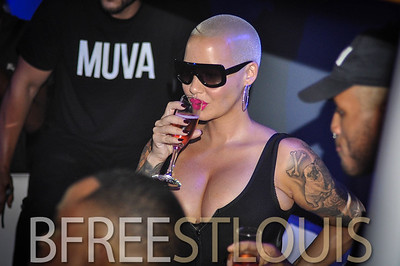 (07.22.2016) AMBER ROSE @ MARQUEE