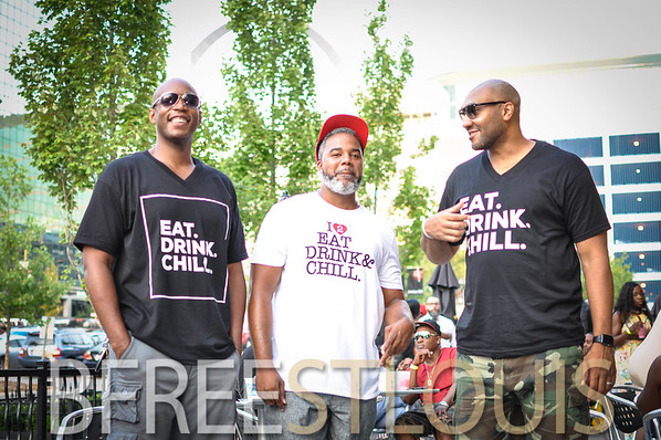 (07.31.2016) EAT DRINK CHILL DAY PARTY @ DRUNKEN FISH AT BALLPARK VILLAGE