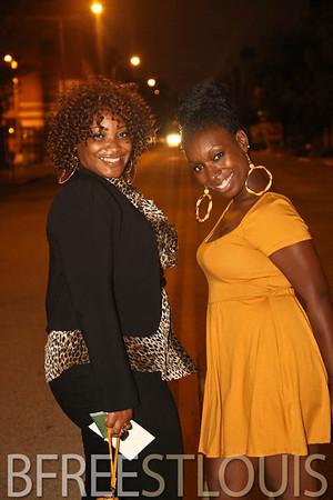 (09.02.2012) LADIES OF MAJIC/SISTA GIRL STRUT PARTY @ THE COLISEUM
