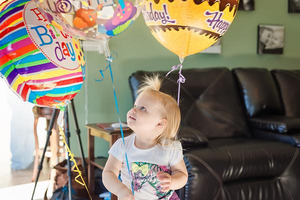 Brynn's 2nd Birthday
