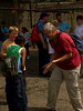 Nicaragua Mission November 2006<br /> School of Hope in the dump<br /> Terry and Ramon