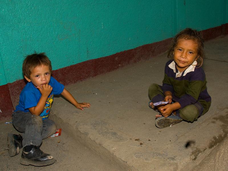 Nicaragua Mission November 2006<br /> School of Hope in the dump