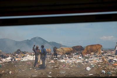 "Nicaragua Mission November 2006 La Chureca ""The Dump"""