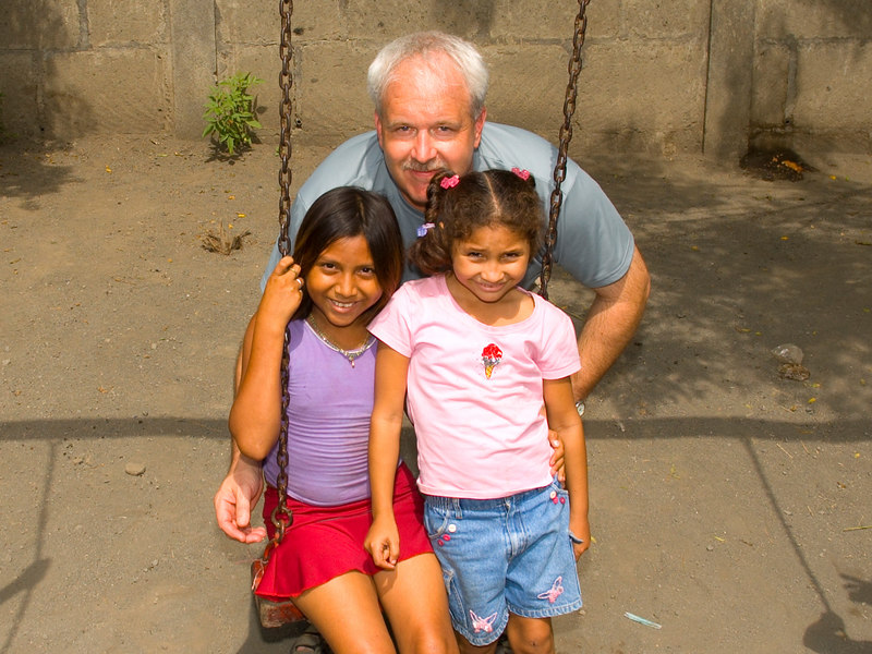 Nicaragua Mission November 2006<br /> School of Hope in the dump<br /> Carson