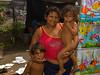 Nicaragua Mission November 2006<br /> A visitor at Velma's.
