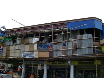 Scafold in Bacolod