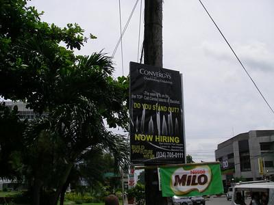 Call Center Advertisement
