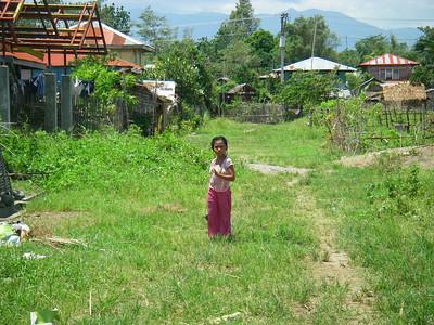 Child in BonBon